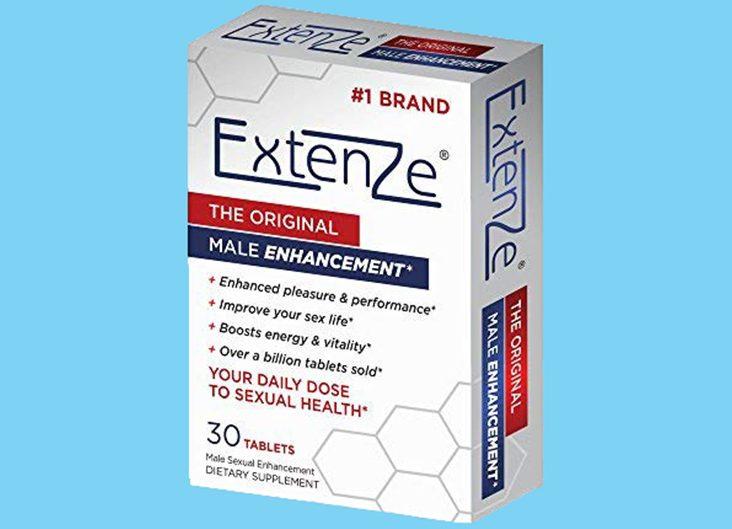 extenze penis pills